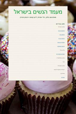מעמד הנשים בישראל