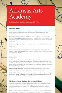 Arkansas Arts Academy