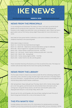 Ike News