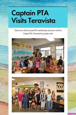 Captain PTA Visits Teravista
