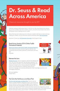 Dr. Seuss & Read Across America