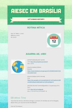 AIESEC em Brasília