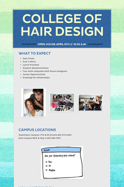 College of Hair Design