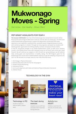 Mukwonago Moves - Spring