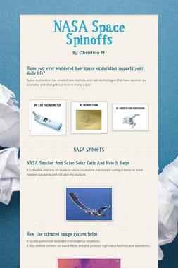 NASA Space Spinoffs