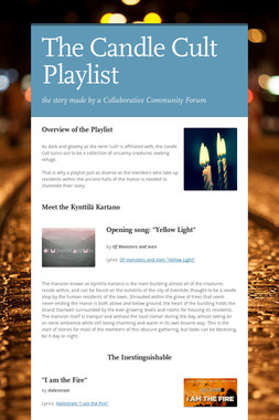 The Candle Cult Playlist