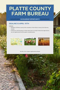 Platte County Farm Bureau