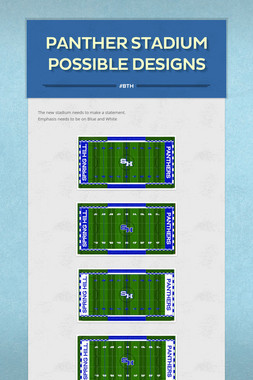 Panther Stadium Possible Designs