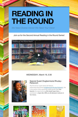 READING IN THE ROUND