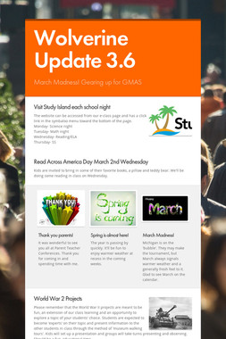 Wolverine Update 3.6
