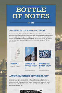 Bottle of Notes