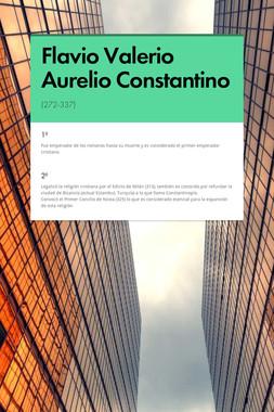 Flavio Valerio Aurelio Constantino
