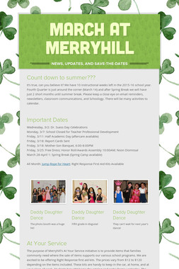 March at Merryhill