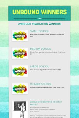 Unbound Winners