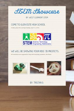 STEM Showcase