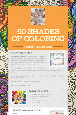 50 Shades of Coloring