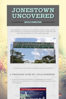 Jonestown Uncovered