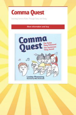 Comma Quest