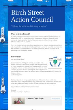 Birch Street Action Council