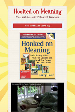 Hooked on Meaning