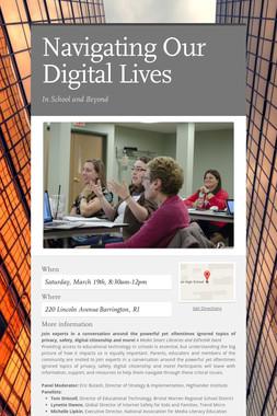 Navigating Our Digital Lives