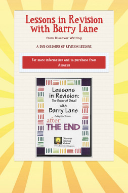 Lessons in Revision with Barry Lane