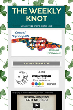 The Weekly Knot