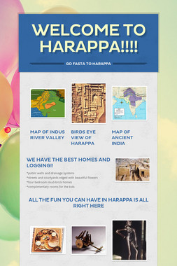 Welcome to       Harappa!!!!