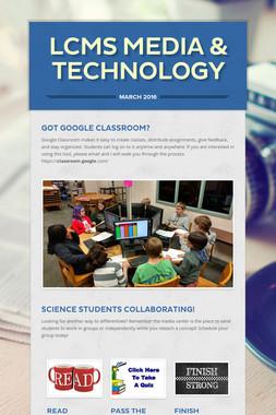 LCMS Media & Technology