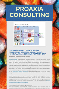 ProAxia Consulting