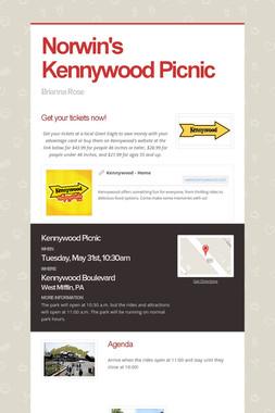 Norwin's Kennywood Picnic