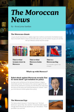 The Moroccan News