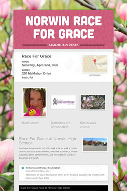 Norwin Race for Grace