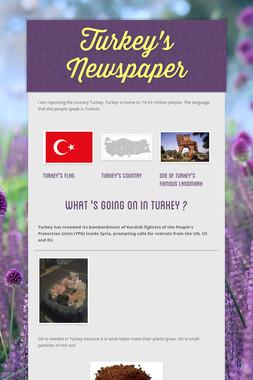 Turkey's Newspaper