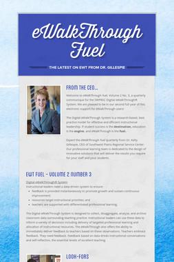 eWalkThrough Fuel