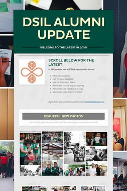 DSIL Alumni Update