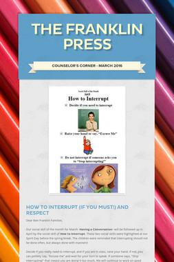 The Franklin Press