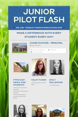 Junior Pilot Flash