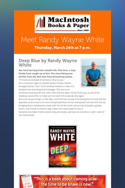 Meet Randy Wayne White