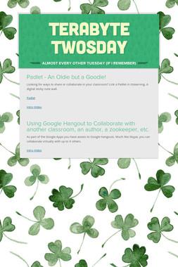Terabyte Twosday