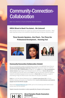 Community-Connection-Collaboration