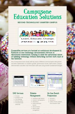 Campusone Education Solutions