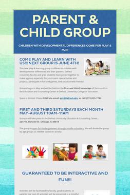 Parent & Child Group