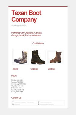 Texan Boot Company