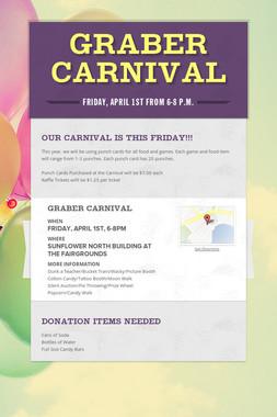 Graber Carnival