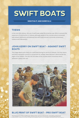 Swift Boats