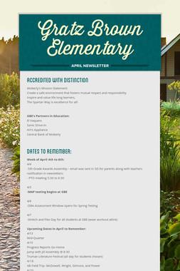 Gratz Brown Elementary