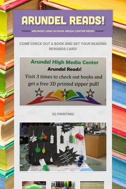 Arundel Reads!