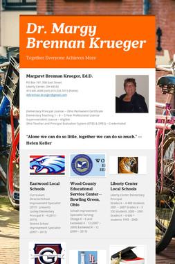Dr. Margy Brennan Krueger