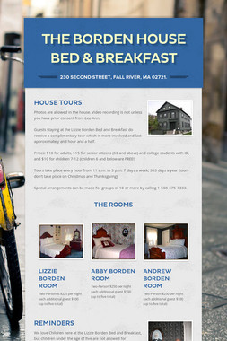 The Borden House Bed & Breakfast